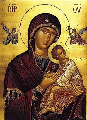 Theotokos or God Bearer